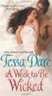 A Week to Be Wicked by Tessa Dare (9780062049872) - PaperBack - Romance Modern Romance