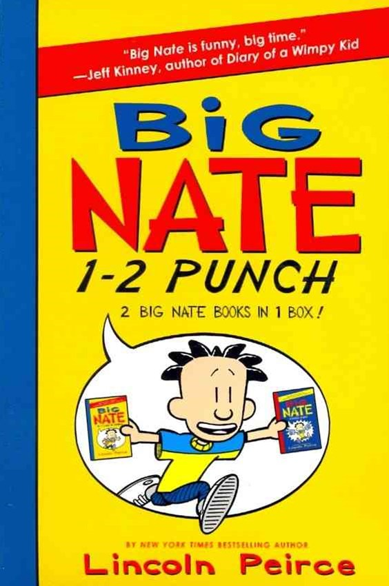 Big Nate 1-2 Punch