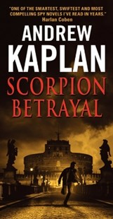 (ebook) Scorpion Betrayal - Crime Mystery & Thriller