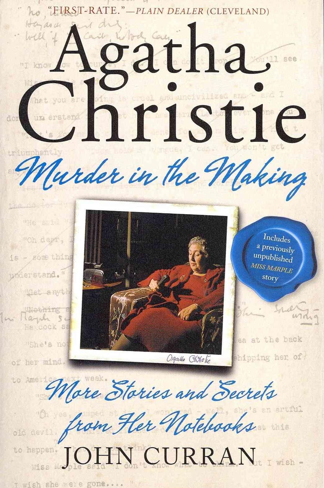 Agatha Christie-Murder in the Making