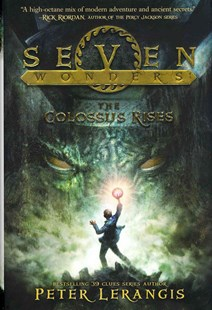 The Colossus Rises by Peter Lerangis, Mike Reagan, Torstein Norstrand (9780062070401) - HardCover - Children's Fiction Older Readers (8-10)