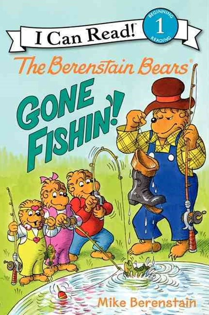 The Berenstain Bears - Gone Fishin'!