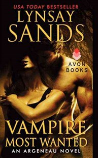 Vampire Most Wanted by Lynsay Sands (9780062078179) - PaperBack - Crime Mystery & Thriller