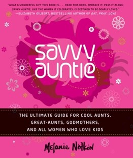 (ebook) Savvy Auntie - Family & Relationships
