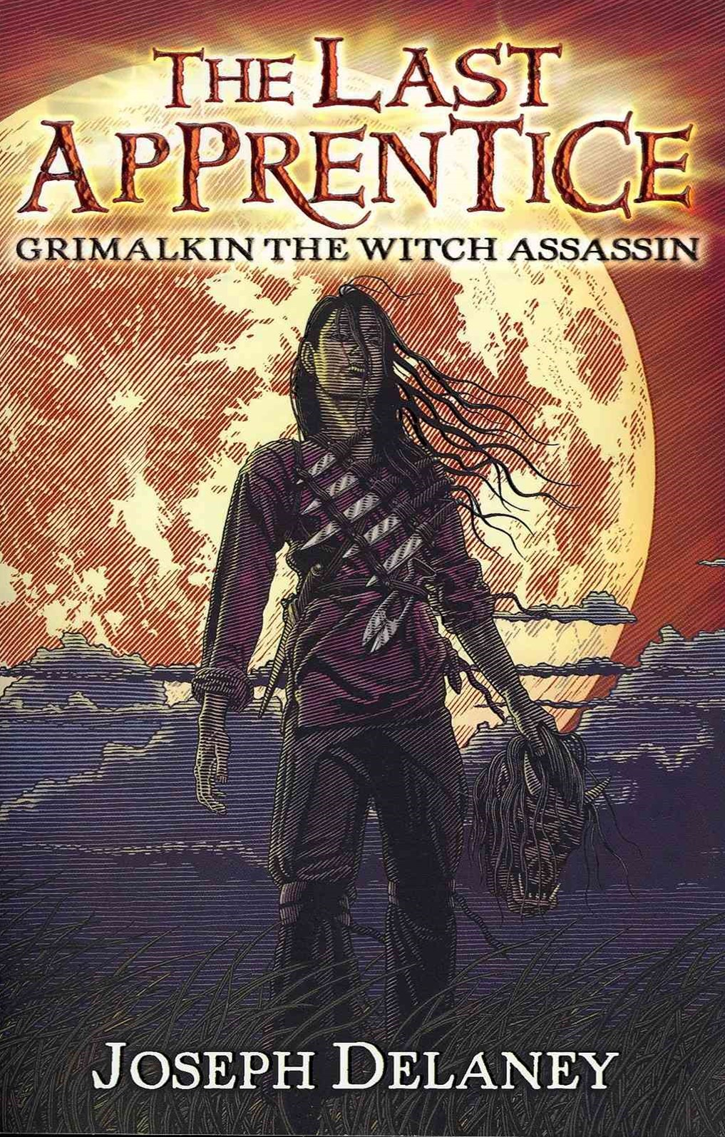 Grimalkin the Witch Assassin