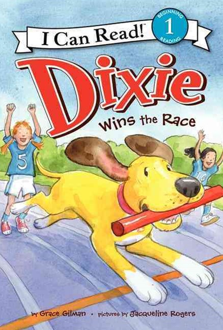 Dixie Wins the Race