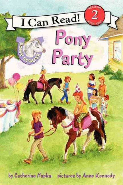 Pony Scouts - Pony Party
