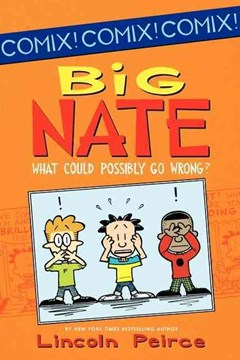 Big Nate -- What Could Possibly Go Wrong?