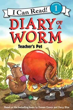 Diary of a Worm: Teacher