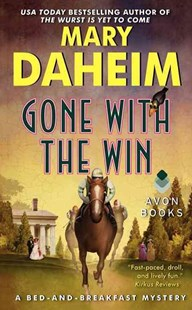 Gone With The Win: A Bed-and-Breakfast Mystery by Mary Daheim (9780062089892) - PaperBack - Crime Cosy Crime
