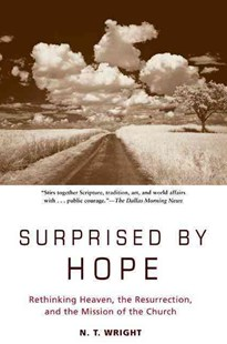 Surprised by Hope by Wright, N. T. (9780062089977) - PaperBack - Religion & Spirituality Christianity