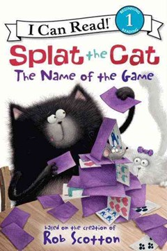 Splat the Cat: The Name of the Game