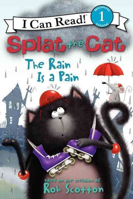 Splat the Cat - The Rain Is a Pain