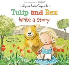 Tulip and Rex Write a Story