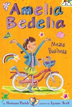 (ebook) Amelia Bedelia Chapter Book #1: Amelia Bedelia Means Business
