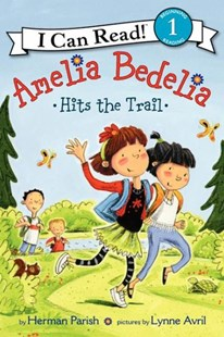 Amelia Bedelia Hits the Trail by Herman Parish, Lynne Avril (9780062095268) - PaperBack - Children's Fiction Early Readers (0-4)