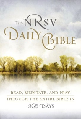 (ebook) NRSV, The Daily Bible, eBook