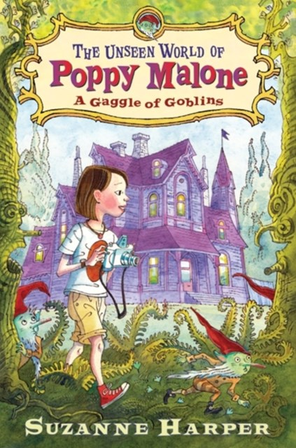 (ebook) The Unseen World of Poppy Malone: A Gaggle of Goblins
