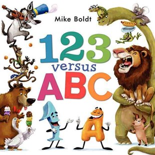 123 Versus ABC - Children's Fiction Intermediate (5-7)
