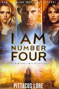 I Am Number Four by Pittacus Lore, Pittacus Lore, Neil Kaplan (9780062116550) - PaperBack - Young Adult Contemporary