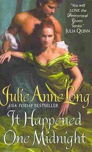 It Happened One Midnight by Julie Anne Long (9780062118073) - PaperBack - Romance Historical Romance