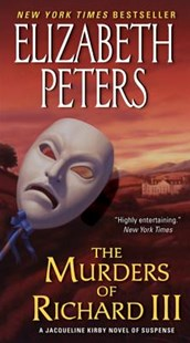 The Murders of Richard III by Elizabeth Peters (9780062119742) - PaperBack - Crime Mystery & Thriller