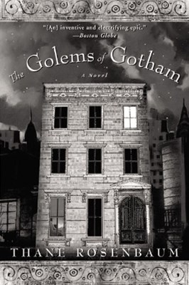 (ebook) The Golems of Gotham