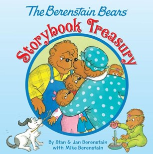 The Berenstain Bears Storybook Treasury by Stan Berenstain, Jan Berenstain, Mike Berenstain, Mike Berenstain (9780062120144) - HardCover - Children's Fiction Classics