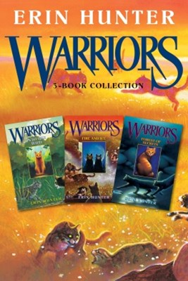 Warriors 3-Book Collection with Bonus Material