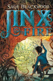 Jinx's Fire by Sage Blackwood (9780062129970) - PaperBack - Children's Fiction Older Readers (8-10)