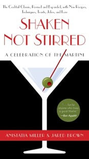 (ebook) Shaken Not Stirred - Cooking Alcohol & Drinks