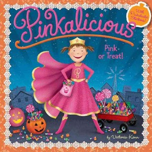 Pinkalicious: Pink or Treat! by Victoria Kann (9780062187703) - PaperBack - Picture Books