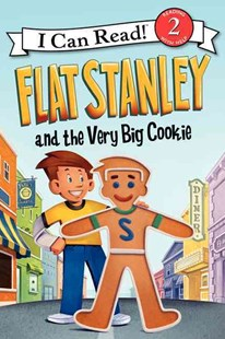 Flat Stanley and the Very Big Cookie by Jeff Brown, Macky Pamintuan, Macky Pamintuan (9780062189790) - HardCover - Children's Fiction Intermediate (5-7)