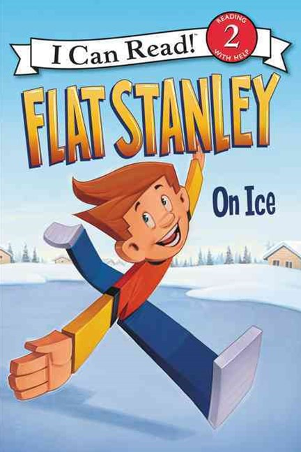 Flat Stanley - On Ice
