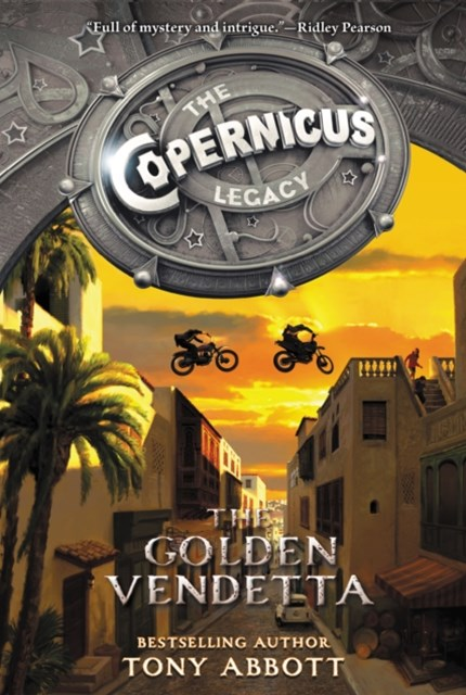 (ebook) The Copernicus Legacy: The Golden Vendetta