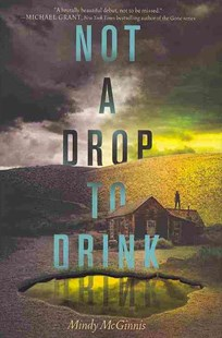 Not a Drop to Drink by Mindy McGinnis (9780062198501) - HardCover - Young Adult Contemporary