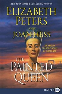 The Painted Lady by Elizabeth Peters, Joan Hess (9780062201362) - PaperBack - Adventure Fiction Modern