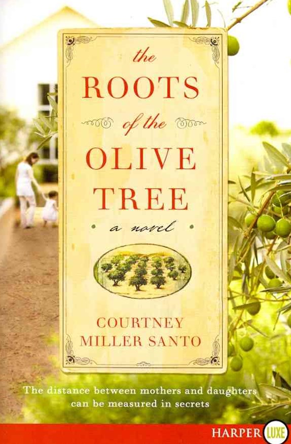 The Roots of the Olive Tree: A Novel LP