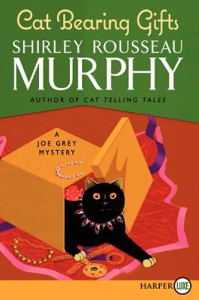 Cat Bearing Gifts: A Joe Grey Mystery LP