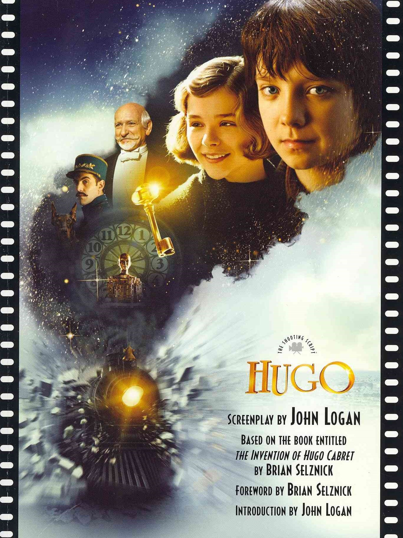 Hugo: The Shooting Script