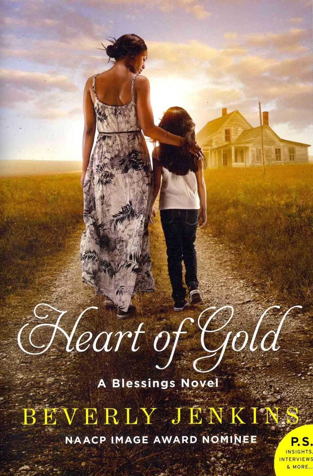 Heart of Gold: A Blessings Novel