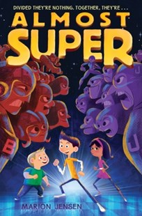 (ebook) Almost Super - Children's Fiction