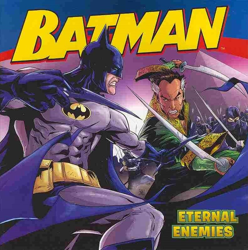 Batman Classic - Eternal Enemies