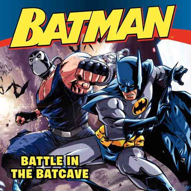Batman Classic: Battle in the Batcave