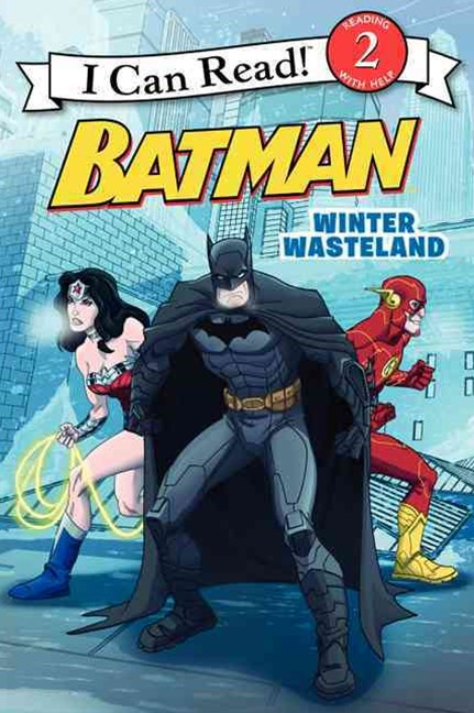 Batman - Winter Wasteland