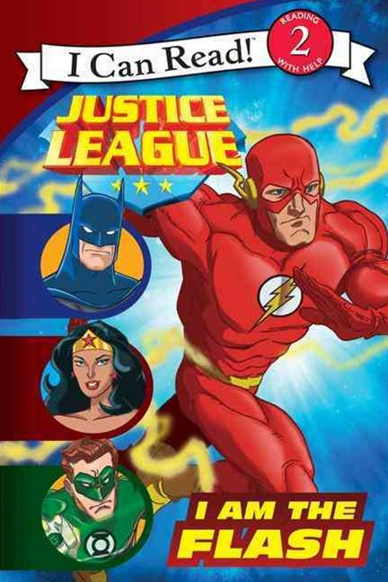 Justice League Classic - I Am the Flash