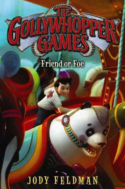 The Gollywhopper Games - Friend or Foe