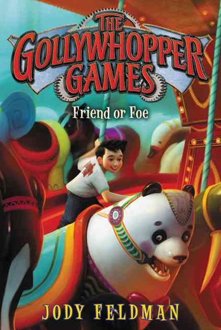 The Gollywhopper Games: Friend or Foe