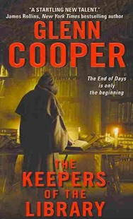 The Keepers of the Library by Glenn Cooper (9780062213860) - PaperBack - Crime Mystery & Thriller