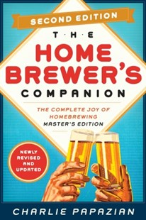 (ebook) Homebrewer's Companion Second Edition - Cooking Alcohol & Drinks